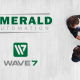 Wave7 and Emerald Automation Partnership
